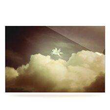 Pegasus by Richard Casillas Graphic Art Plaque