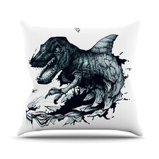The Blanket by Graham Curran Throw Pillow