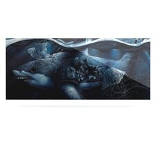 Invictus by Graham Curran Graphic Art Plaque