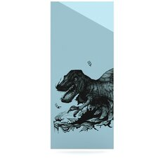 The Blanket II  by Graham Curran Graphic Art Plaque