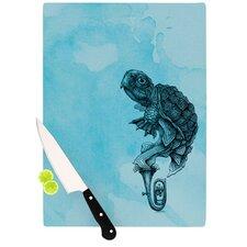 Turtle Tuba III Cutting Board
