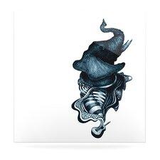 Elephant Guitar by Graham Curran Graphic Art Plaque