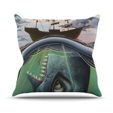 Jonah by Graham Curran Throw Pillow