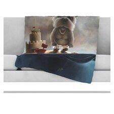 Grover Throw Blanket