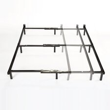 ComPack Adjustable Full to King Size Bed Frame