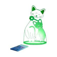Tischlicht Katze