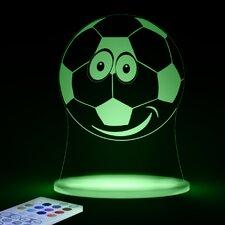 18 cm Tischleuchte Fussball Aloka Sleepy Light