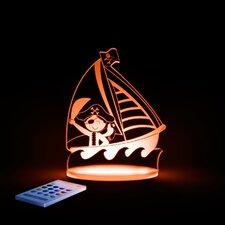 Tischlicht Pirat
