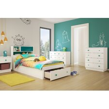Little Monsters Twin Platform Customizable Bedroom Set