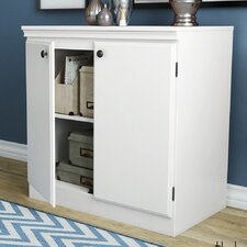 Morgan 2 Door Storage Cabinet