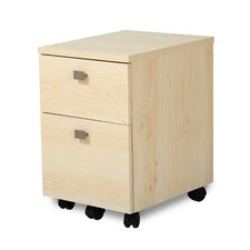 Interface 2-Drawer Mobile Vertical File