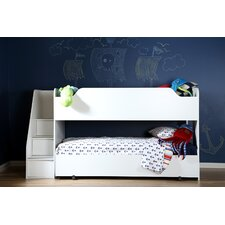 Mobby Twin Loft Bed Customizable Bedroom Set