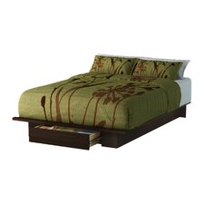 Holland Full/Queen Storage Platform Bed