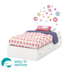 Joy Twin Mate's Bed with Storage