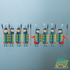 Andy Knights Ottograff Wall Decal