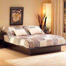 Back Bay Panel Bed