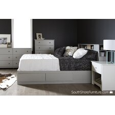 Vito Full Platform Customizable Bedroom Set