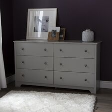 Vito 6 Drawer Dresser