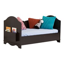 Savannah Convertible Toddler Bed in Espresso