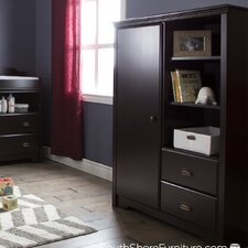 Fundy Tide Armoire