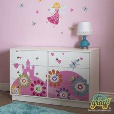 Joy 6 Drawer Double Dresser