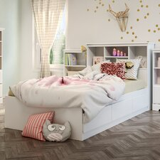 Callesto Platform Bed with 3 Drawers