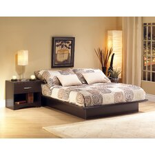 Back Bay Platform Customizable Bedroom Set