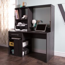 Annexe Computer Desk with Hutch