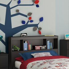 Spark Bookcase Headboard