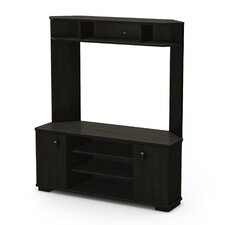 Vertex Corner TV Stand