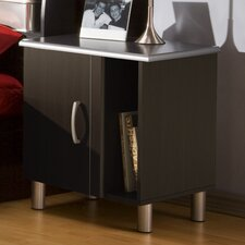 Cosmos 1 Door Nightstand