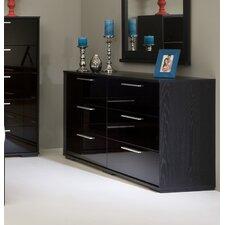 Mikka 6 Drawer Dresser