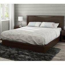 Step One Platform Bed with Storage