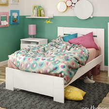 Reevo Twin Slat Bed