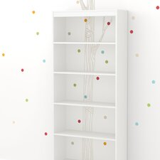 "Axess 71.25"" Standard Bookcase"