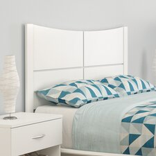 Step One Queen Platform Bed with Headboard
