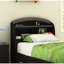 Lazer Twin Bookcase Headboard