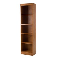 "Axess 5 Shelf 71"" Standard Bookcase"