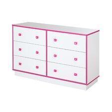Logik 6 Drawer Dresser