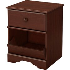 Little Treasures 1 Drawer Night Stand