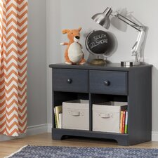 Summer Breeze 2 Drawer Nightstand
