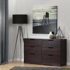 Holland 6 Drawer Dresser