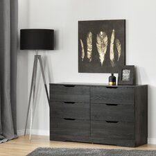 Holland 6 Drawer Dresser