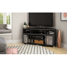 City Life Corner TV Stand for TVs Up to 50""