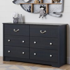 Aviron 6 Drawer Dresser