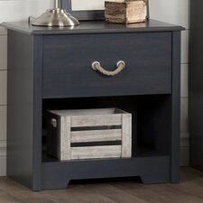 Aviron 1 Drawer Nightstand
