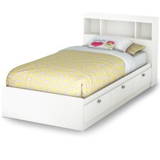 Sparkling Storage Mate's Customizable Bedroom Set