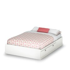 Sparkling Platform Customizable Bedroom Set