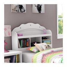 Tiara Twin Bookcase Headboard