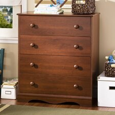 Heavenly 4 Drawer Chest